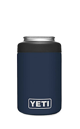 Yeti Navy Rambler 12 Oz Colster Can Insulator