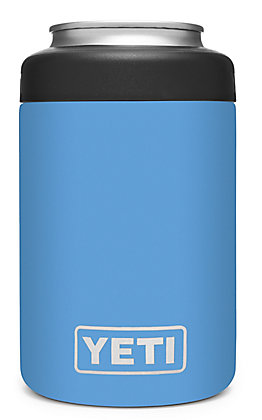 Yeti Pacific Blue Rambler 12 Oz Colster Can Insulator