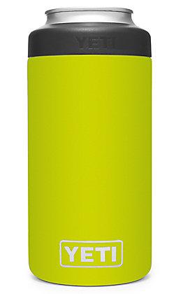 Yeti Chartreuse Rambler Tall 16 Oz Colster Can Insulator