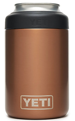 Yeti Copper Rambler 12 Oz Colster Can Insulator