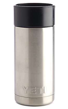 YETI Rambler With Hotshot Cap 12 Ounce Stainless Steel Bottle