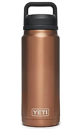 Yeti Copper Rambler 26 Oz. Bottle with Chug Cap