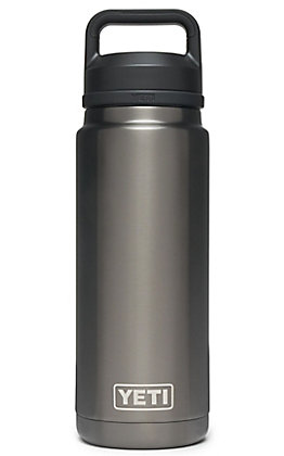 Yeti Graphite Rambler 26 Oz. Bottle with Chug Cap