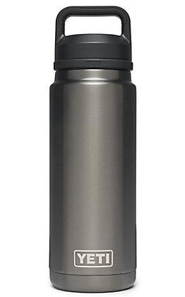 Yeti Graphite Rambler 36 Oz. Bottle with Chug Cap