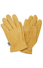 M&F Kids Tan Goatskin Gloves