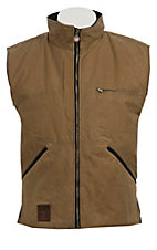 Outback Trading Company Sawbuck Vest 2143FTN