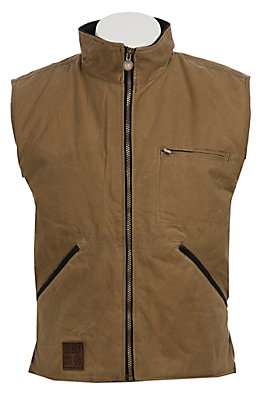 Outback Trading Company Sawbuck Vest