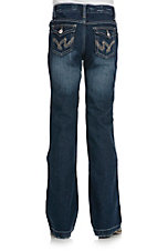 Cruel Girl Girls' Alexis Low Rise Slim Fit Jean Sizes 7-16
