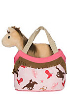 Douglas Princess Purse with Horse