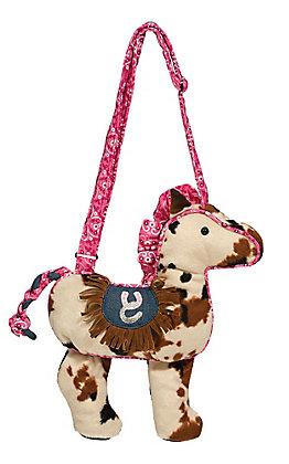 Western Horse Silo Plush Toy