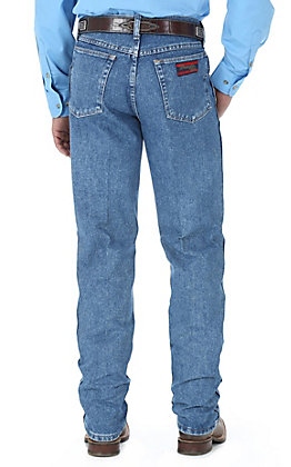 Wrangler 20X Men's Vintage Denim Original Fit Jeans