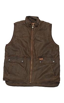 Outback Trading Landsman Brown Vest