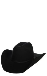8e6d5d176d0 Cavender s Cowboy Collection 2X Black Wool Cowboy Hat