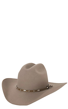 Master Hatters 3X Fawn Ruidosa Two Tone Wool Cowboy Hat