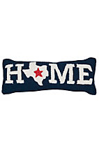 Peking Handicraft Home Texas Throw Pillow