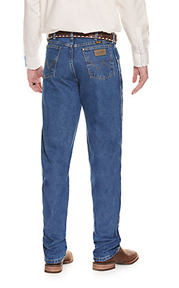 George Strait by Wrangler Cowboy Cut Relaxed Fit Jeans
