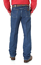 Wrangler Cowboy Cut Stonewash Relaxed Fit Jeans
