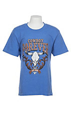 Cowboy Hardware Boys Cowboy Forever Short Sleeve T-Shirt
