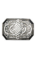 Montana Silversmiths Western Celtic Knot Buckle