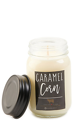 Milkhouse Candle Co. Caramel Corn 13oz Candle