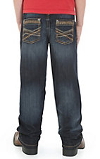 Wrangler 20X No. 33 Boys' Bronc Extreme Relaxed Fit Straight Leg Jean--Sizes 8-16