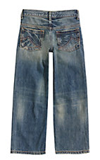 Wrangler Boys' 20Xtreme High Noon Relaxed Fit Jean--Sizes 8-16