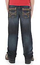 Wrangler 20X No. 33 Boys' Bronc Extreme Relaxed Fit Straight Leg Jean--Sizes 4-7
