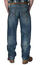 Wrangler 20Xtreme Limited Edition No.33 Men's Geared Pieced Pocket Relaxed Fit Straight Leg Jean