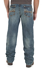 Wrangler 20Xtreme Limited Edition No.33 Men's Tupelo Wash Relaxed Fit Straight Leg Jean