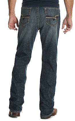 Wrangler 20X Men's 33 Extreme Kingman Relaxed Fit Straight Leg Jean