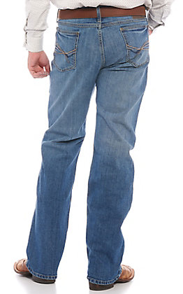 Wrangler Men's Roxton 20X No. 33 Extreme Relaxed Fit Jeans