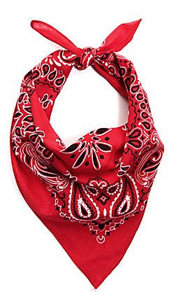 Cavender's Red Bandana