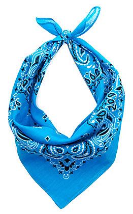 Cavender's Turquoise Bandana