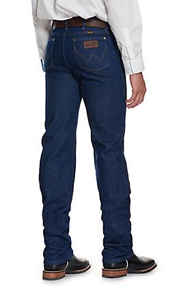 Wrangler Premium Performance Cowboy Cut Prewash Indigo Slim Fit Jeans