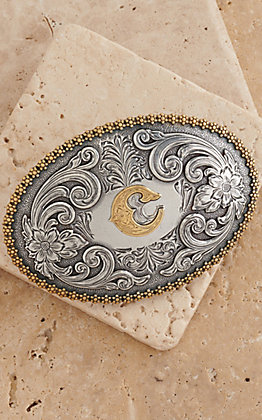 M&F Western Productions. Large Oval Initial