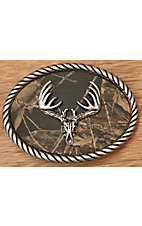 M&F Western Products Camo Deer Skull-37076