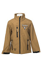 Cowboy Hardware Boys Bonded Too Tough Mustard Jacket