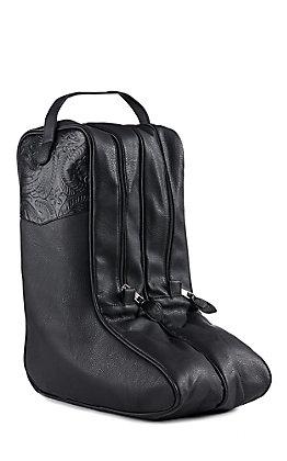 3D Belt CO Black Boot Bag