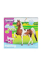 Breyer My Dream Horse - Paint Your Own Horse Activity Kit (Quarter Horse & Saddlebred)