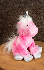Douglas Stuffed Animal Pink Unicorn