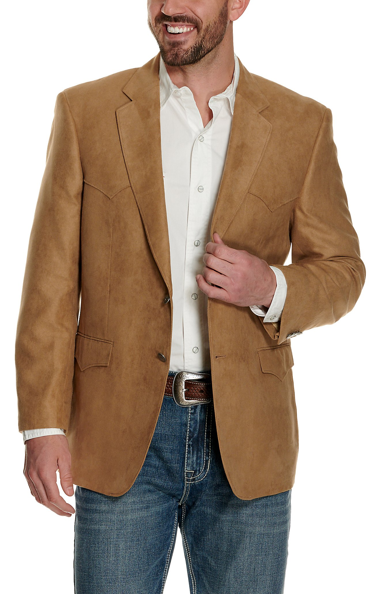 Shop Western Sport Coats & Blazers for Men | Free Shipping $50  ...