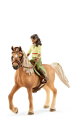 Schleich Horse Club Sarah and Mystery Set