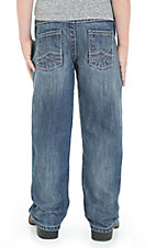 Wrangler Boys' 42 Skyway Vintage Boot Slim Fit Jean--Sizes 4-7