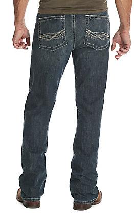 Wrangler 20X Men's Glasgow Vintage Boot Cut Jeans