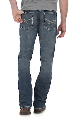 Wrangler 20X Men's Mitchell Vintage Boot Cut Jeans