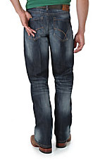 Wrangler 20Xtreme No.42 River Denim Vintage Slim Fit Boot Cut Jean