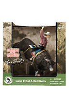 Big Country Toys Lane Frost and Red Rock