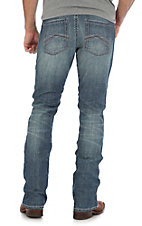 Wrangler 20X Men's Red Bluff Light Wash Slim Straight Stretch Jeans