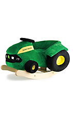 John Deere Plush Rocking Tractor