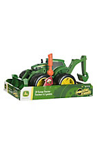 John Deere Monster Treads Kid's Green 2X Scoop Tractor